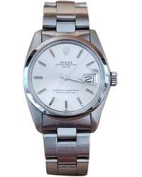 Rolex Oyster Perpetual 34mm Uhren - Mehrfarbig