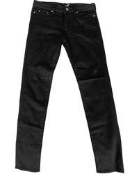 Moschino Jeans a sigaretta - Nero