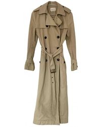 Étoile Isabel Marant Trench Coat - Natural
