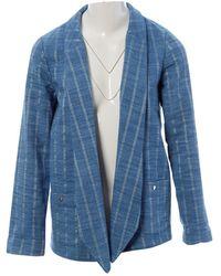 Roseanna Blue Denim - Jeans Jacket