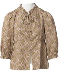 Marc By Marc Jacobs - Pre-owned Silk Blouse - Lyst