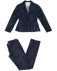 Dior Hosen - Blau