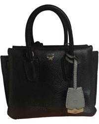 MCM Milla Leather Bag - Black