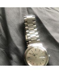 Omega Relojes - Metálico