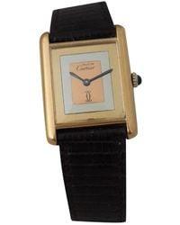 Cartier Tank Must Uhren - Mehrfarbig