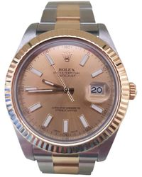 Rolex Orologio in Acciaio DateJust II 41mm - Multicolore