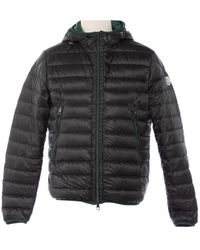 Moncler - Black Synthetic Jacket - Lyst