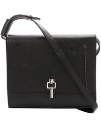 Carven Leder Handtaschen - Schwarz