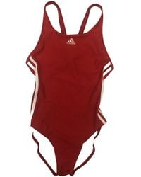 adidas One-piece Swimsuit - Red