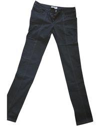 Dior Vintage Black Denim - Jeans Trousers