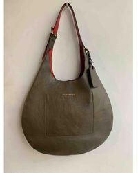 Burberry Leder Handtaschen - Mehrfarbig