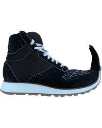 Loewe High Trainers - Black