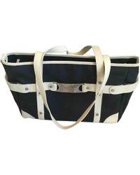 BVLGARI - Pre-owned Cloth Handbag - Lyst