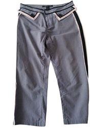 Marc Jacobs Short Trousers - Blue