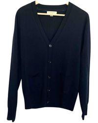 Burberry Wool Vest - Black