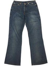 Burberry Blue Denim - Jeans Jeans