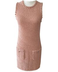 Chanel Mid-length Dress - Pink