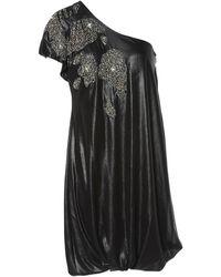 By Malene Birger Robe en Polyester Noir