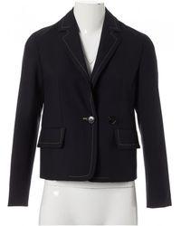 Marni Wool Jacket - Black
