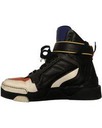 Givenchy Sneakers alte Tyson in Pelle - Nero