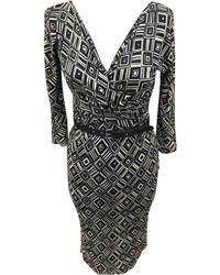Dior Robe en Viscose - Noir