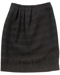 Marni - Brown Wool - Lyst