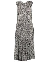 Chanel Vintage Multicolour Silk Dress