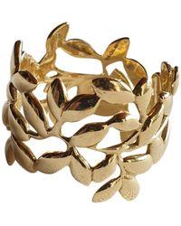 Tiffany & Co. Bagues Paloma Picasso en Or jaune Doré - Métallisé