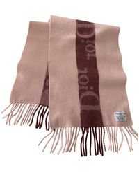 Dior Wolle Schals - Pink