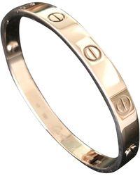 Cartier Love White Gold Bracelet - Multicolour