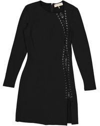Emilio Pucci - Black Viscose Dress - Lyst