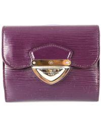 Louis Vuitton - Leather Wallet - Lyst