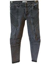 61c84441f7 Jeans in LOWER()Cotone - elastan LOWER()Grigio