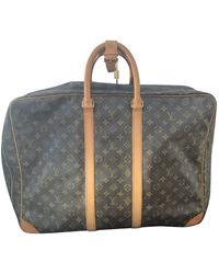 Louis Vuitton Cloth Travel Bag - Multicolor