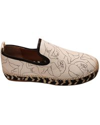 By Malene Birger Leather Flats - Multicolor
