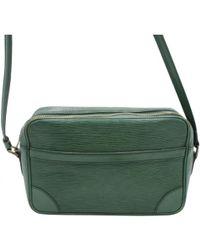 Louis Vuitton - Pre-owned Trocadéro Crossbody Bag - Lyst