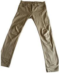Burberry Slim jeans - Natur