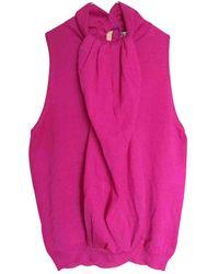 Dior Cashmere Knitwear - Pink