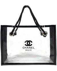 Chanel Cabas - Noir