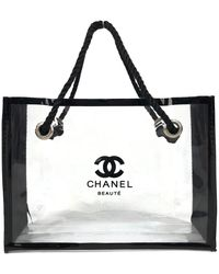 Chanel Shopper - Schwarz
