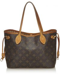 Louis Vuitton - Neverfull Cloth Tote - Lyst