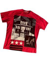 Givenchy T-shirts - Rot