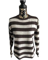 Burberry Wool Sweater - Multicolor