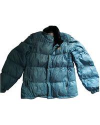 Moncler Biker Jacket - Blue