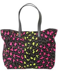 Christopher Kane - Multicolour Cotton Handbag - Lyst