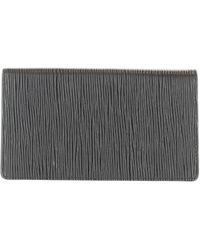 Louis Vuitton Piccola pelletteria in pelle nero - Multicolore