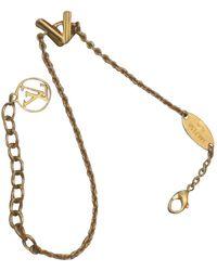 Louis Vuitton Alphabet LV&ME Armband - Mehrfarbig