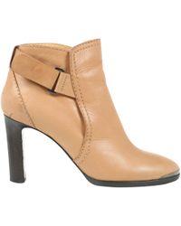 Lanvin - Camel Leather - Lyst