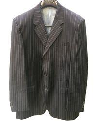 Lanvin Wolle Anzüge - Mehrfarbig