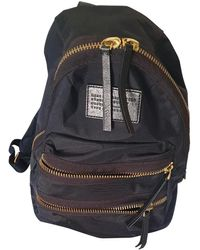 Marc By Marc Jacobs Leather Backpack - Blue